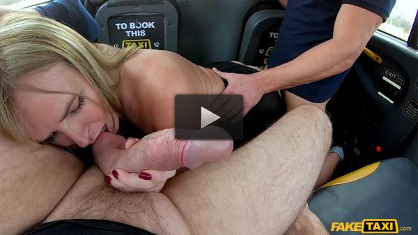 Summer Rose — Greedy blonde MILF wants two cocks (2019)