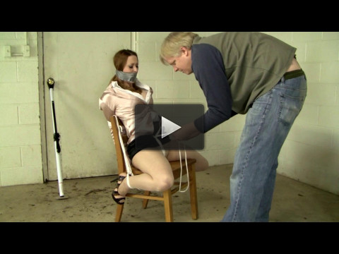 Rough Chair Tie Predicament (english, online, tied, download, sex)