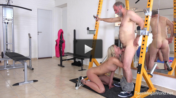 Martina D — Gym brings sex addicts together FullHD 1080p