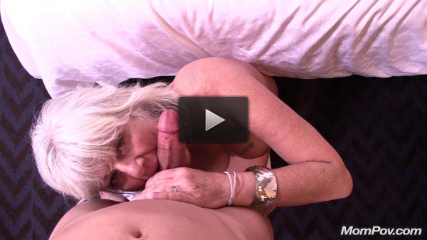 Martha — 45 year old does first porn