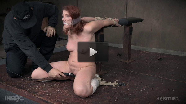 Roll-out (see how, tied, bdsm, humiliation)
