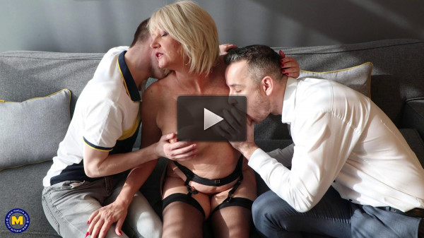 Amy — Threesome FullHD 1080p
