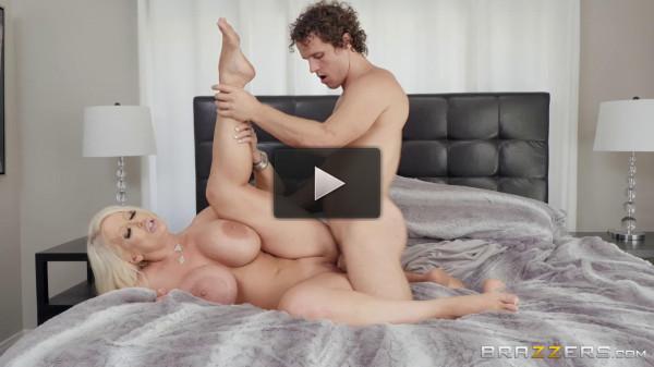 Alura Jenson (Nursing My Stepson's Sick Dick
