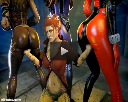 Amazing Cartoon Collection With Sexy Harley Quinn