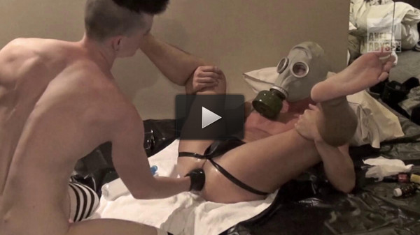 AxelAbysse — J-C123 Fisted By Axel Again