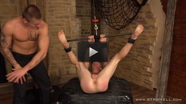 STR8Hell - Tom Vojak - Spanking - hair, new, ass, good