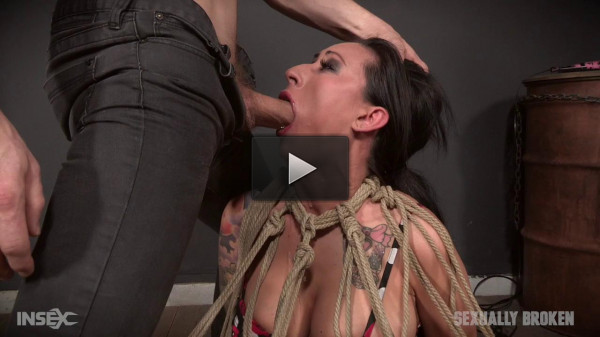 Lily Lane - Roped N' Rammed