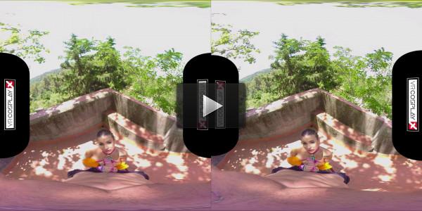 Susy Gala — Tekken A XXX Parody