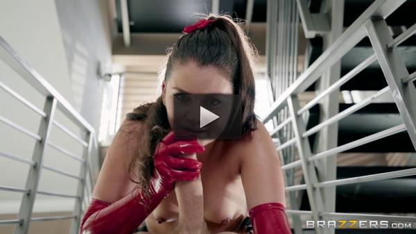 Allie Haze, Danny D — Latex Lust FullHD 1080p