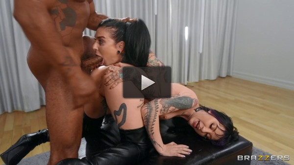 Joanna Angel, Charlotte Sartre — In Command FullHD 1080p