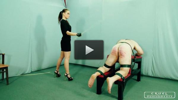 More brutal punishment.