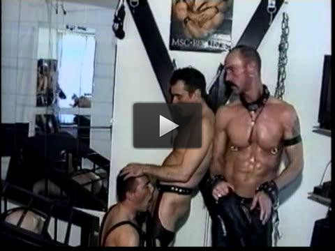 Watch as these hung, hot, and horny German men bind and restrain each other and do with each other as