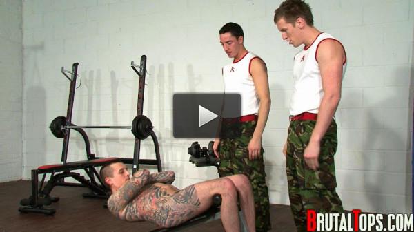 22 Pain & Reward Army Fuckers