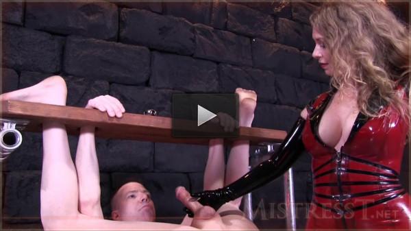 Extreme Humiliating Bound Milking (download, guy, online).