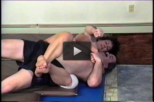 Combat Thea Bennington vs Ed (1996)