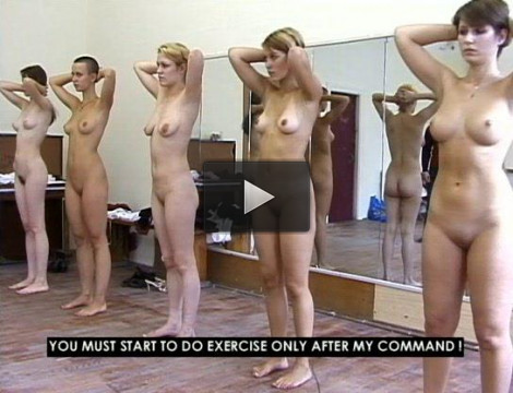 ass vid tit - (Russian Slaves Part 41)