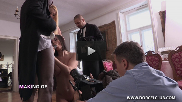 claire castel chambermaid