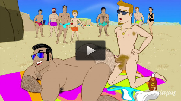 Animan — Beach Dudes 720p