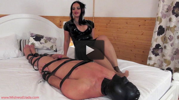 Mistress Ezada Sinn-Footjob gone awry (get fucked, cock, kiss, video)