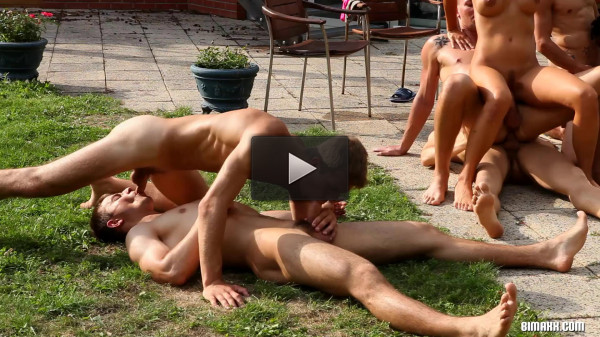 Basking In Bi Part 3 (download, free, shot, studs, large)