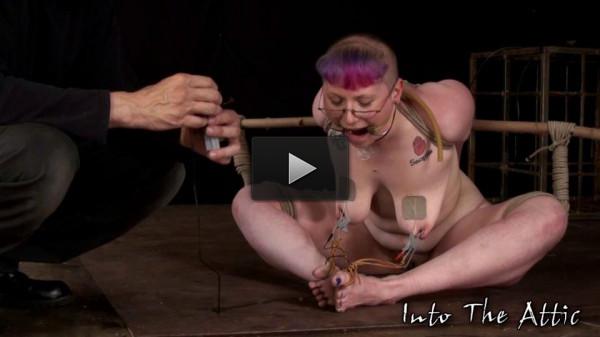 Saofoir (slave, bondage, watch, red head)