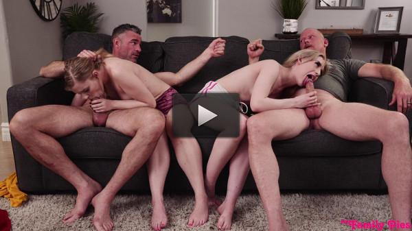 Emma Starletto and Harlow West — Day Swap
