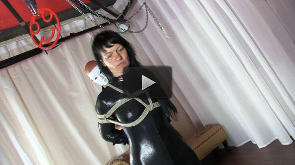 Lycra Suspension — Yvette Xtreme — HD 720p