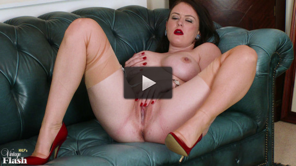 Brookie Little — Big tits and fancy heels! (2018)