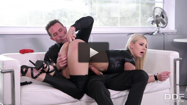 Nathaly Cherie - Spanked, Whipped, Fucked (2018)