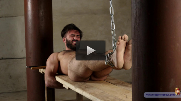 RusCapturedBoys — Humiliation of Soldier Kyrill — Part II