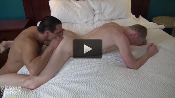 Jason Sparks Live — Nick Ford and Spencer Daley Bareback in Chicago 1080p