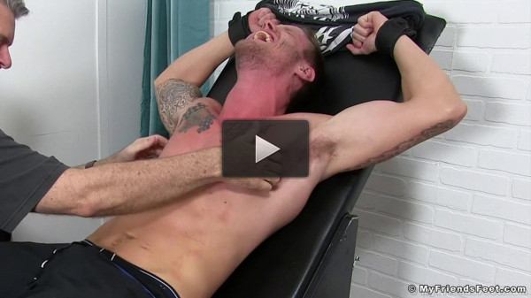 Shawn Reeve Tied Up and Tickled — Shawn Reeve and Rich — HD 720p