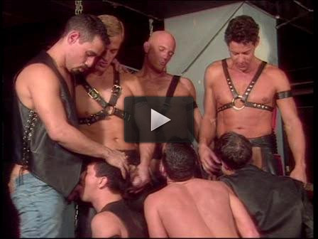 Bad Boys In Rough Gangbang