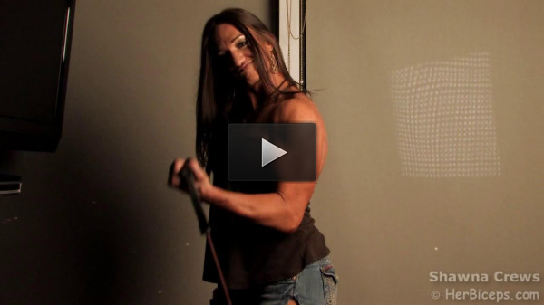 Shawna Crews — Fitness Model