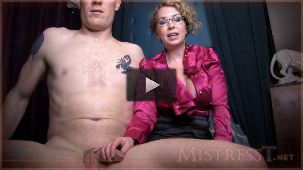 Mistress T — Milf Teaches Porn Isn't Real Sex — HD 720p