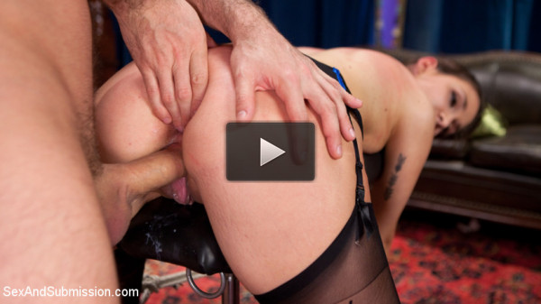 The Courier - hard, dom, tight, bondage