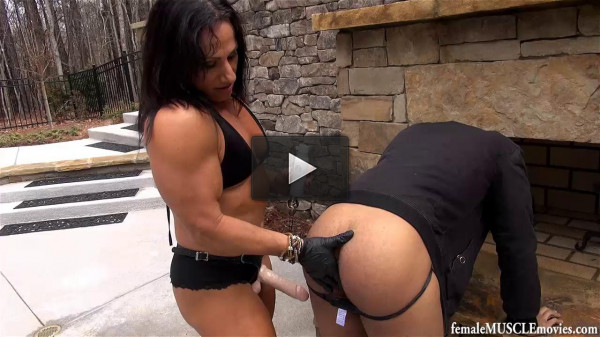 Annie Rivieccio Strapon - Part 1 (download, outside, fuck, lips)