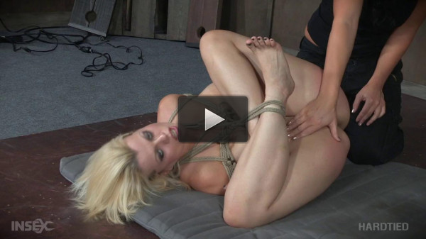 Whipped Blondie!