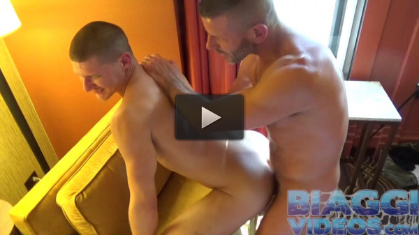 Clay Towers and Dakota Wolfe — Take That Load Part 2