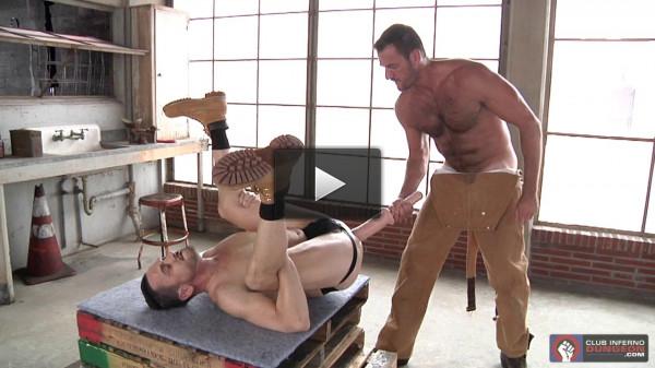 Wrecking Crew, Scene 01 Evan Matthews, Anthony London (2012)