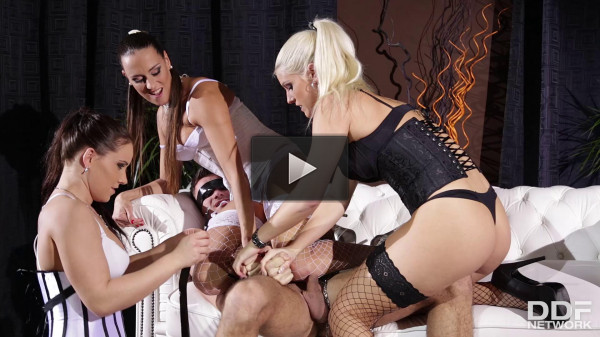 english watch hard cock thick (Humiliation in The Castle Of Fetish Lust)!