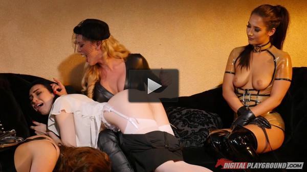 Alix Lynx & Eva Lovia - friend, watch, video