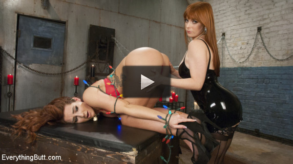 Penny Pax is the Bitch who Stole Christmas - asshole, fucks, live.