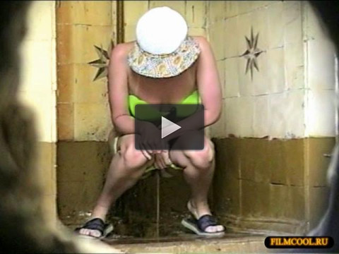 Hidden camera in the women's bathroom from Zosmar Vol.1 (voyeur, toilet, pee)