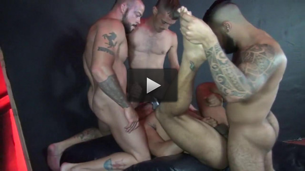 Dark Alley Media — Sex Club Sluts Vol.2