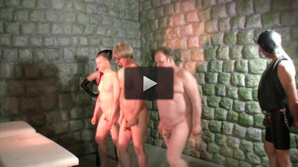 Mistress Rebekka's Butt Slut Brigade — Anal Examination Pt 2