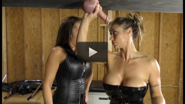 Big Tit Femdom — Eva Notty& Richelle Ryans — Scene 2