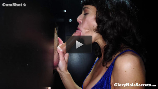 Lexy Foxy — First Gloryhole (2018)