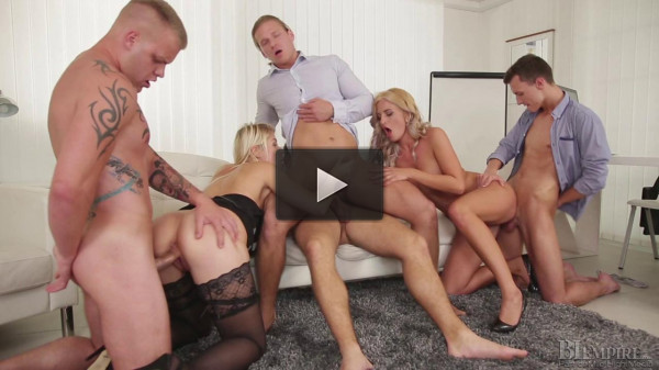 Sweet Cat, Nicole Vice, Mark Black, Paul Fresh, Jace Reed 2017 - cocks, ass fuck, thin, boy, pussies
