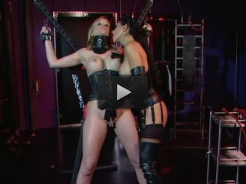 Slave Girl (mistress, bondage, vid, spanking)